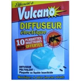 Diffuseur électrique anti-moustiques Vulcano